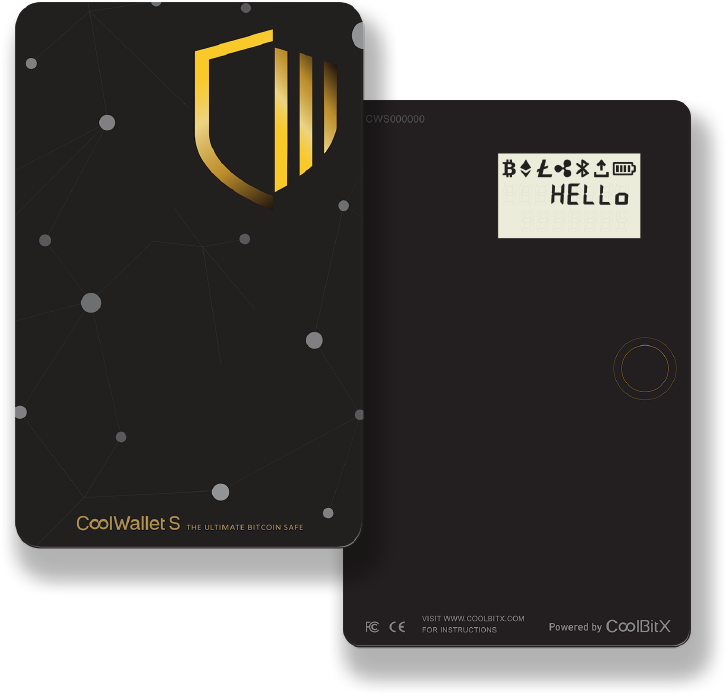 coolwallet hardware wallet