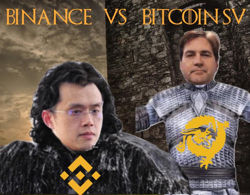 Crypto Bitcoin Game of Thrones